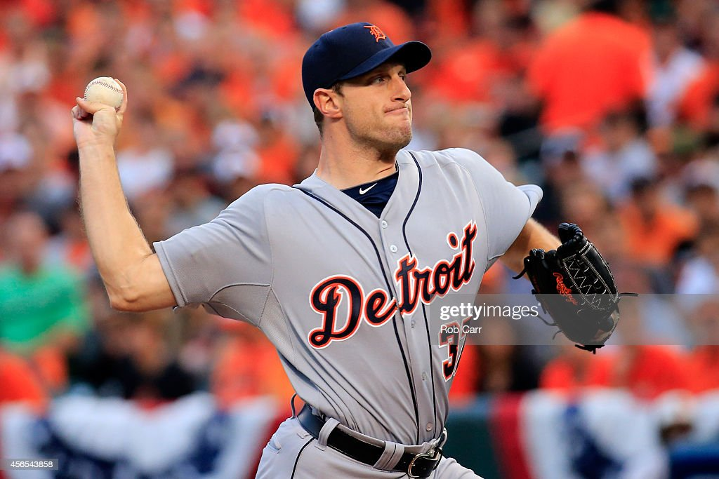 Division Series - Detroit Tigers v Baltimore Orioles - Game One