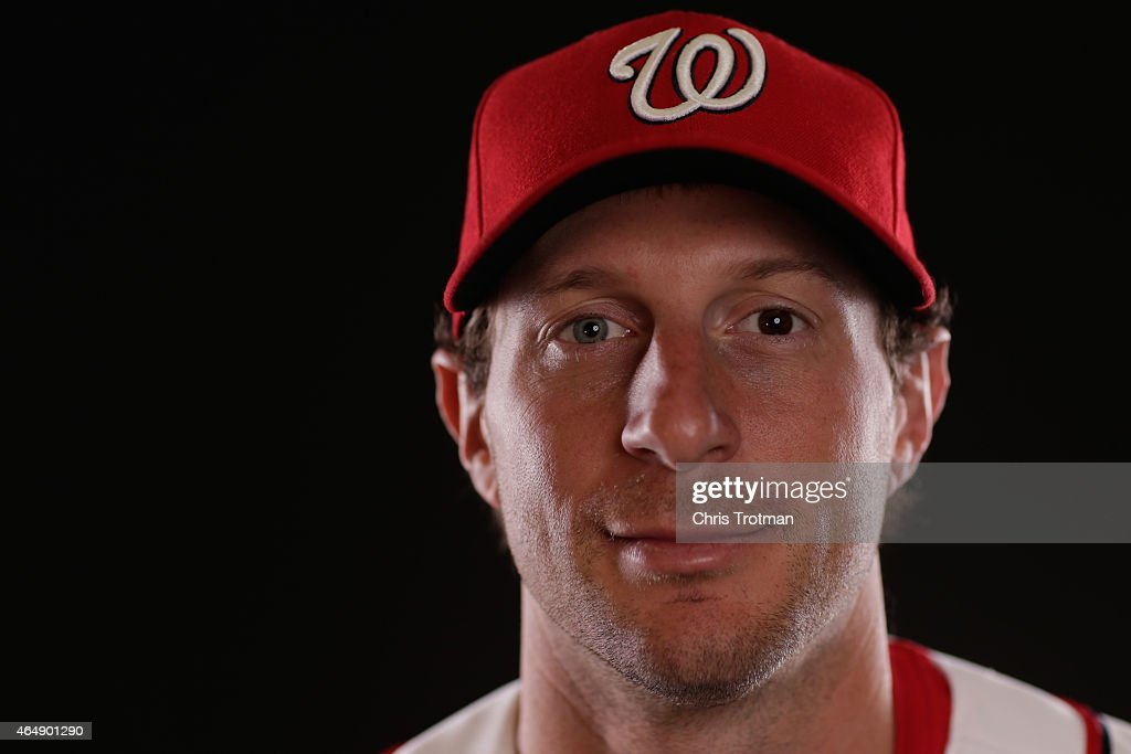 Washington Nationals Photo Day : News Photo