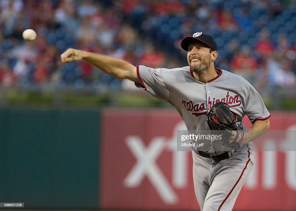 Washington Nationals  v Philadelphia Phillies : News Photo