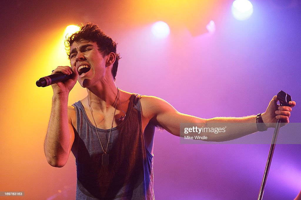 """Former Nickelodeon Star Max Schneider Kicks Off His """"Nothing Without Love"""" Summer Tour"""