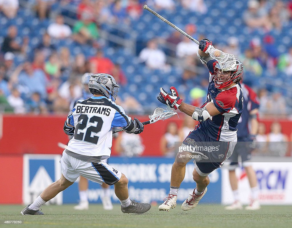 Ohio Machine v Boston Cannons : News Photo