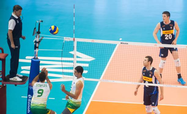BGR: Australia v Italy - Mens Volleyball Nations League