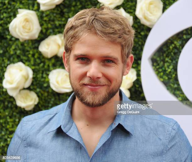 Max Thieriot arrives at the 2017 Summer TCA Tour CBS Television Studios' Summer Soiree at CBS Studios Radford on August 1 2017 in Studio City...