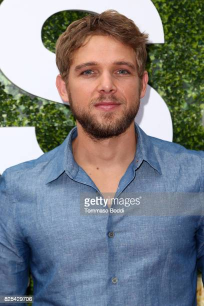 Max Thieriot attends the 2017 Summer TCA Tour CBS Television Studios' Summer Soiree at CBS Studios Radford on August 1 2017 in Studio City California