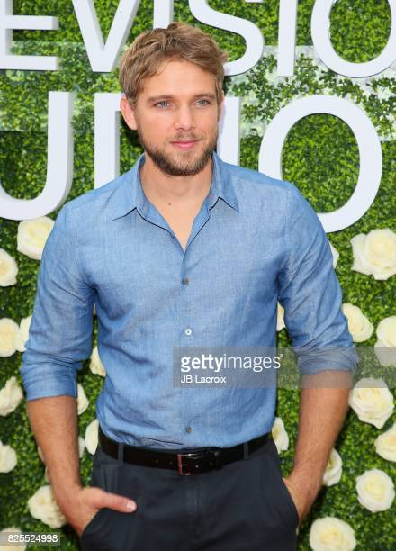 Max Thieriot attends the 2017 Summer TCA Tour CBS Television Studios' Summer Soiree on August 01 in Studio City California