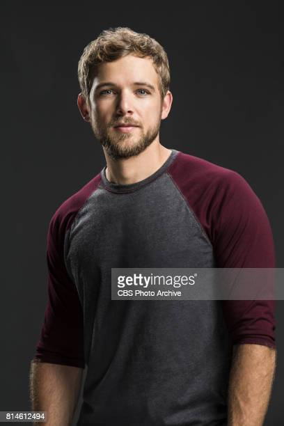 Max Thieriot of the CBS series SEAL TEAM