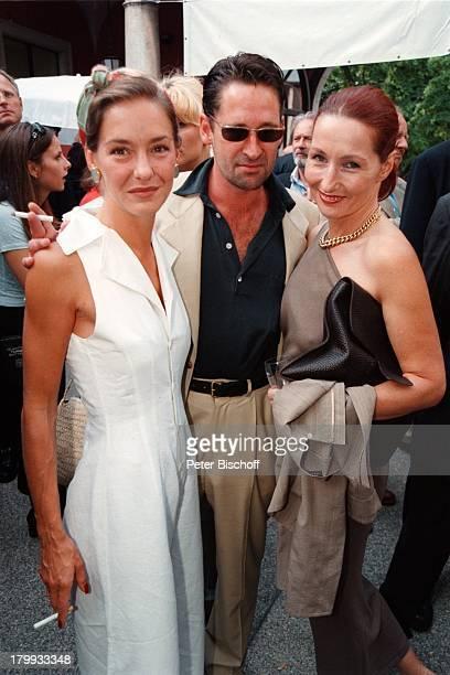 Max Tidof Ehefrau Lisa Seitz Freundin BavariaFilmfest 99 München