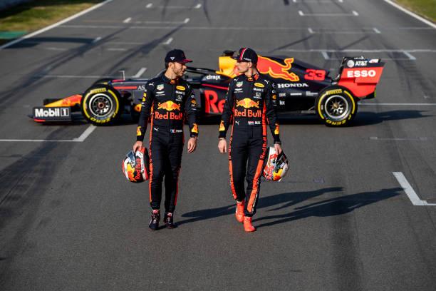 ESP: Red Bull Racing Filming Day
