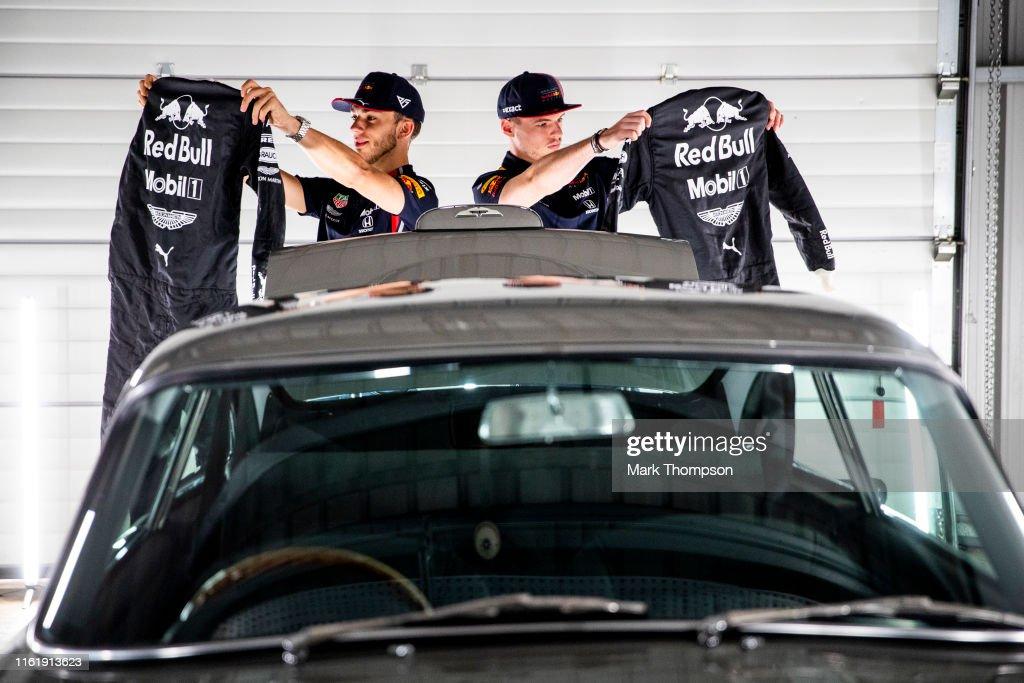 F1 Grand Prix of Great Britain - Previews : Nieuwsfoto's