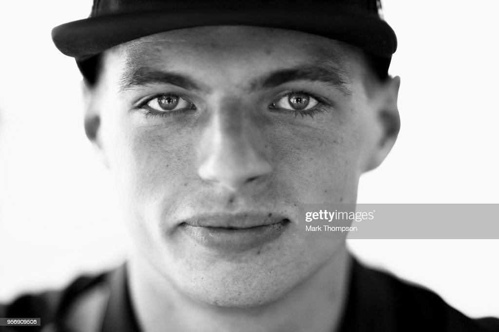Max Verstappen of Netherlands and Red Bull Racing poses for a photo during previews ahead of the Spanish Formula One Grand Prix at Circuit de Catalunya on May 10, 2018 in Montmelo, Spain.
