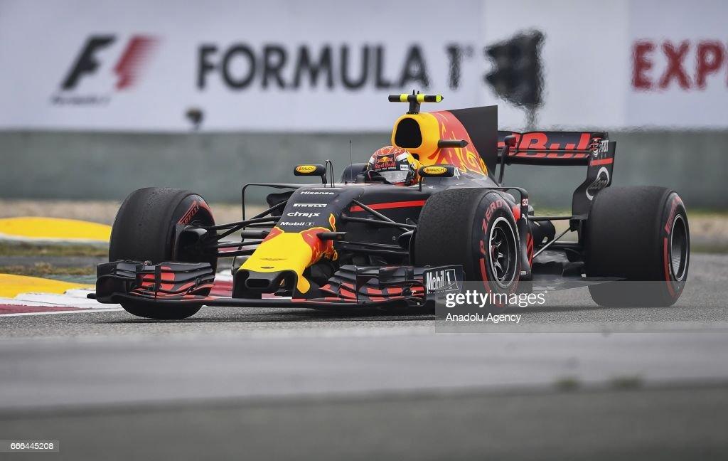 2017 F1 Grand Prix of China : Fotografia de notícias