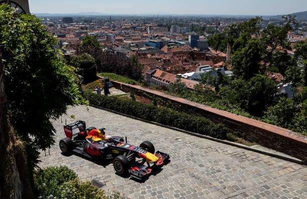 AUT: F1 Grand Prix of Austria - Previews