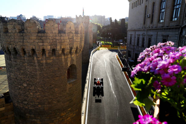 AZE: In Profile - F1 Azerbaijan Grand Prix