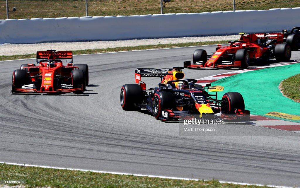 F1 Grand Prix of Spain : News Photo