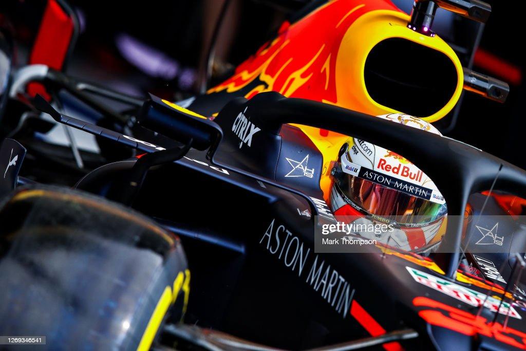 F1 Grand Prix of Belgium - Practice : News Photo
