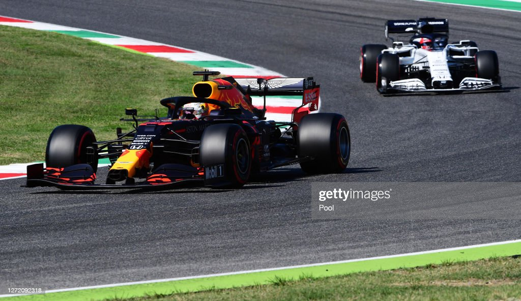 F1 Grand Prix of Tuscany - Qualifying : News Photo