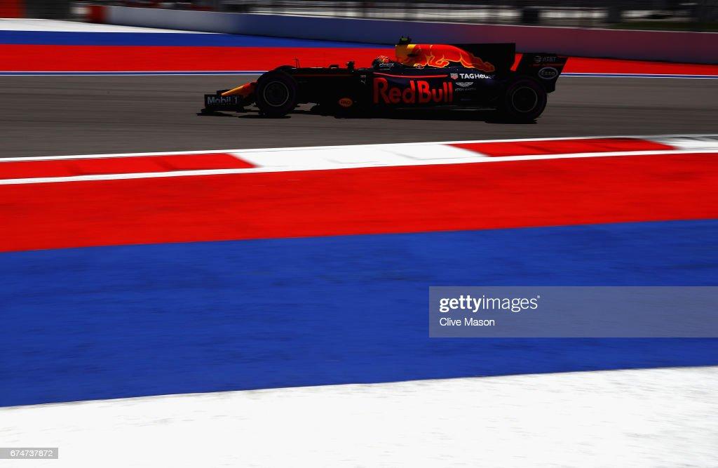 F1 Grand Prix of Russia - Qualifying : News Photo