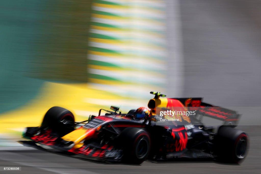 F1 Grand Prix of Brazil : Foto di attualità