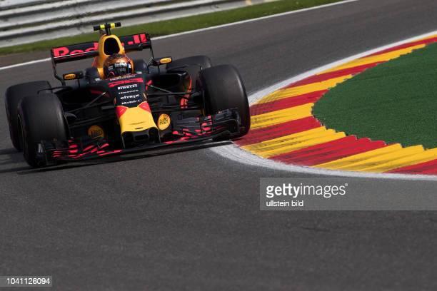 Max Verstappen Red Bull Racing formula 1 GP Belgien in Spa