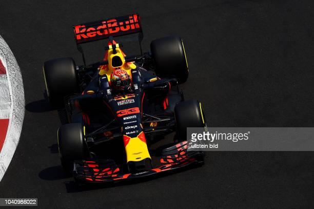 Max Verstappen Red Bull Racing formula 1 GP Mexiko Mexiko Stadt