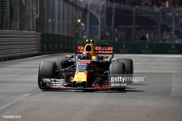 Max Verstappen Red Bull Racing formula 1 GP Singapore
