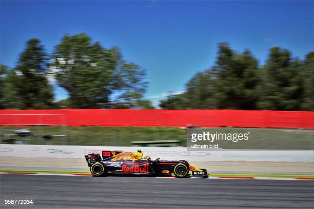 Max Verstappen, Red Bull Racing, formula 1 GP, Spanien in Barcelona Photo:mspb/Fabian Werner