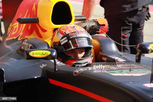 Max Verstappen, Red Bull Racing, formula 1 GP, Test Barcelona, Spanien,