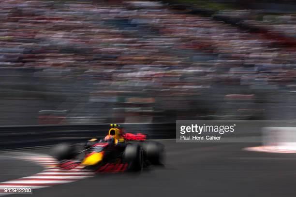 Max Verstappen, Red Bull Racing-TAG Heuer RB13, Grand Prix of Monaco, Circuit de Monaco, 28 May 2017.