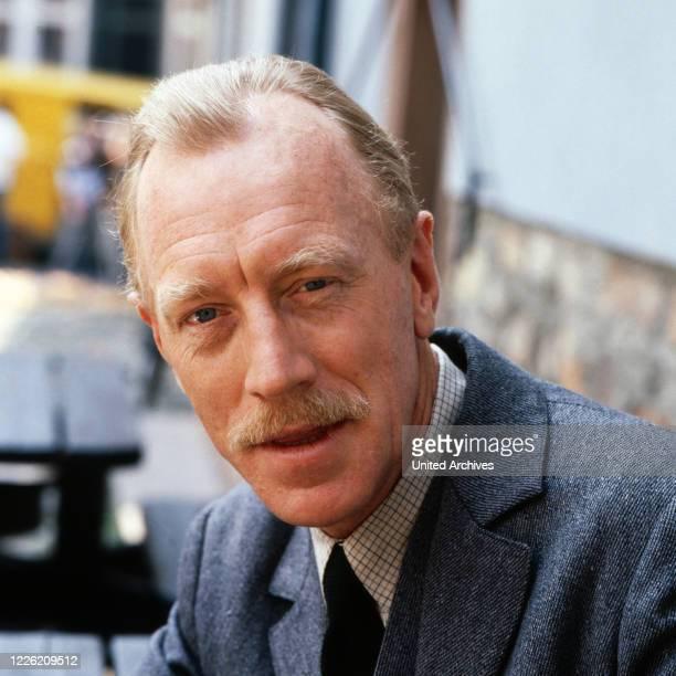 Max von Sydow schwedischer Schauspieler Deutschland 1983