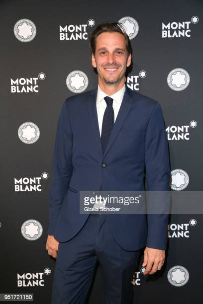 Max von Thun during the 27th Montblanc de la Culture Arts Patronage Award at Residenz on April 26 2018 in Munich Germany
