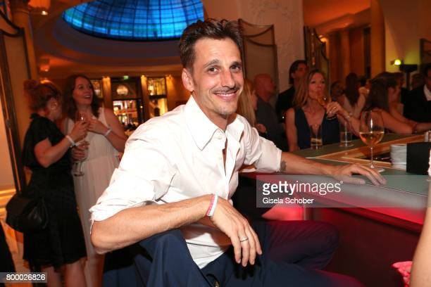 Max von Thun during the opening night party of the Munich Film Festival 2017 at Hotel Bayerischer Hof on June 22 2017 in Munich Germany
