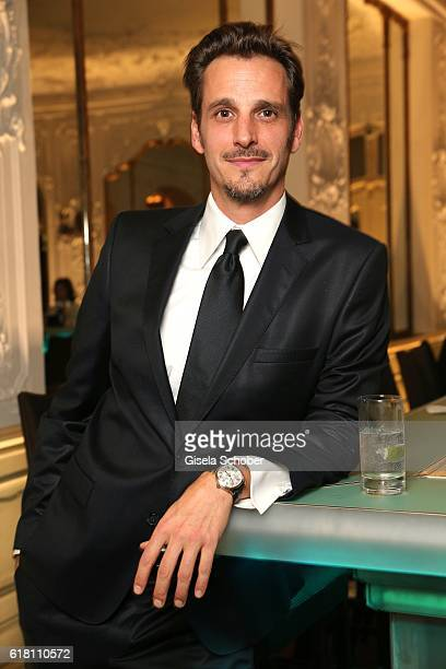 Max von Thun during the #Whatdrivesyou event by Cartier Wempe Weinstrasse on October 25 2016 in Munich Germany