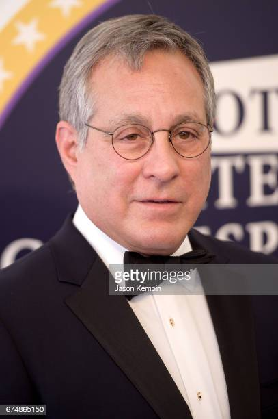 Max Weinberg attends Full Frontal With Samantha Bee's Not The White House Correspondents' Dinner at DAR Constitution Hall on April 29 2017 in...