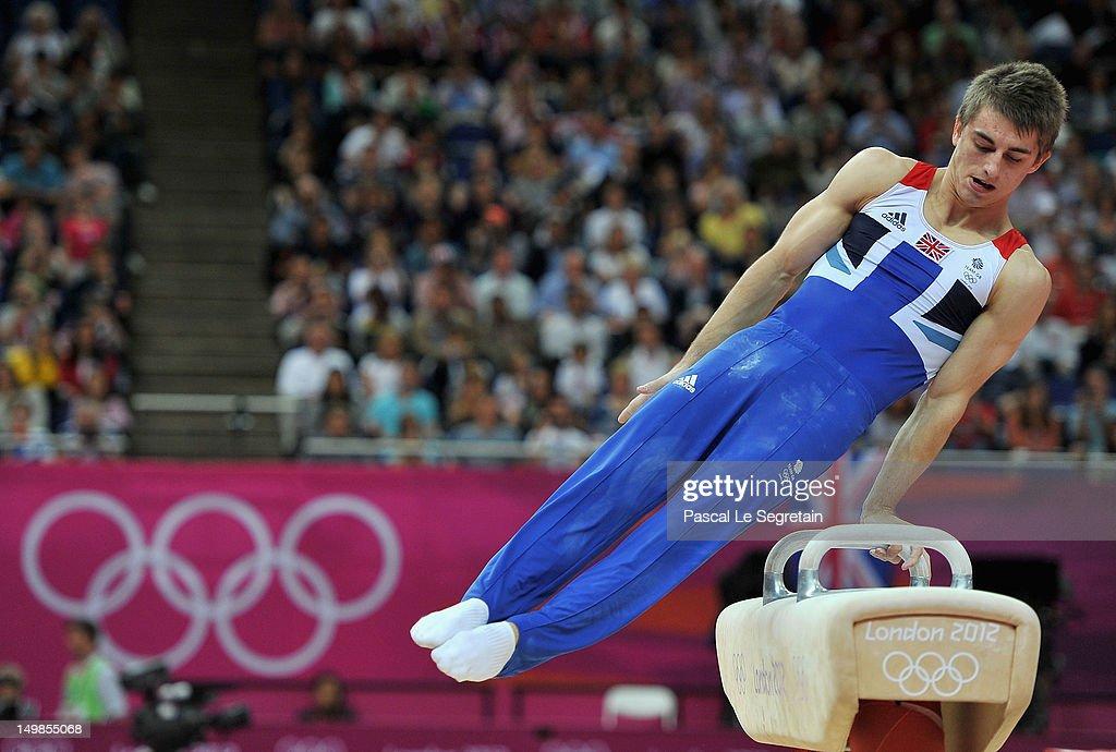 Olympics Day 9 - Gymnastics - Artistic : News Photo