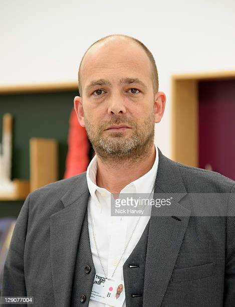 Max Wigram attends the preview of Frieze Art Fair at Regent's Park on October 12 2011 in London England