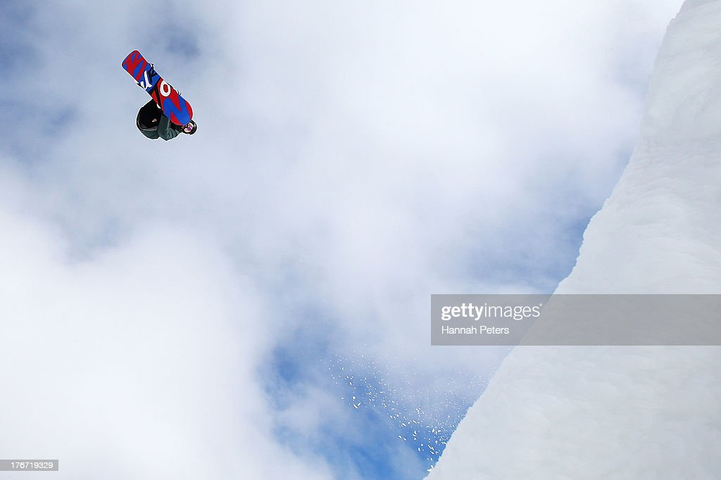 Winter Games NZ - Day 4:  FIS Snowboard Slopestyle World Cup - Qualifying