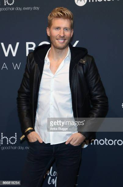 Maxi Arland attends the 'New Body Award by McFit Models' at Tempodrom on October 26 2017 in Berlin Germany