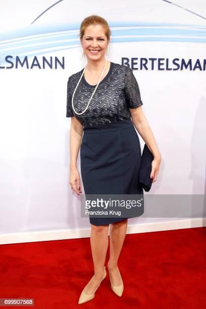 Maxi Biewer attends the 'Bertelsmann Summer Party' at Bertelsmann Repraesentanz on June 22, 2017 in Berlin, Germany.