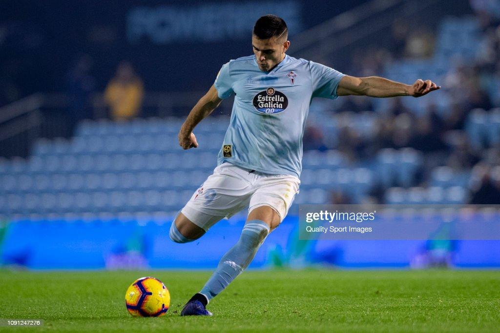RC Celta de Vigo v Athletic Club - La Liga : Nachrichtenfoto
