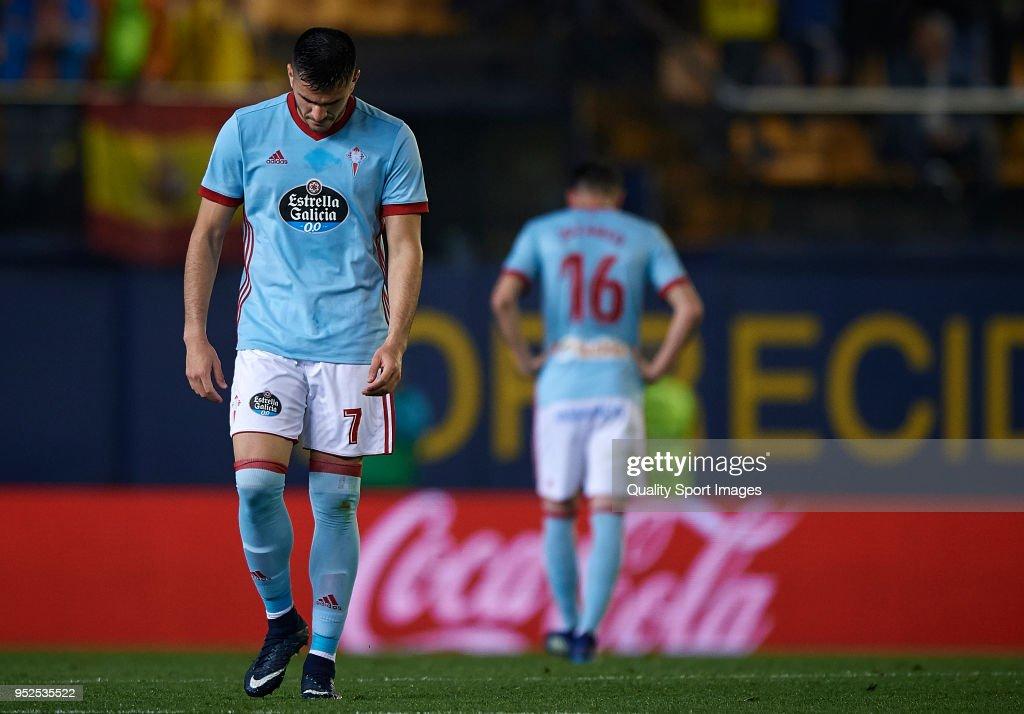 Villarreal v Celta de Vigo - La Liga