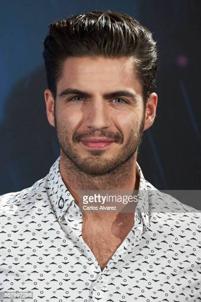 Maxi Iglesias attends 'Blade Runner 2049' premiere at the Callao cinema on October 5 2017 in Madrid Spain