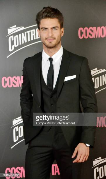Maxi Iglesias attends the Cosmpolitan Awards #COSMOAWARDS at Graf club on October 19 2017 in Madrid Spain