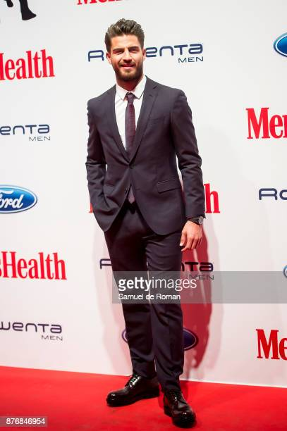 Maxi Iglesias attends the Men's Health Awards 2017 on November 20 2017 in Madrid Spain