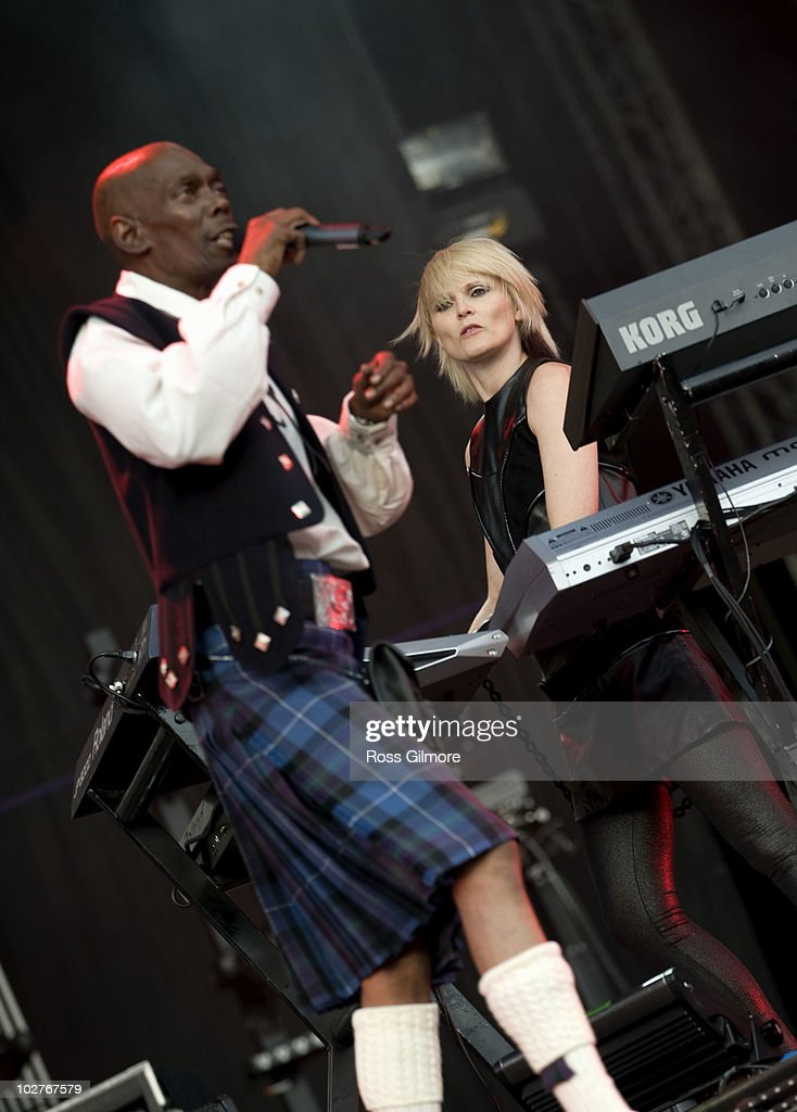 T In The Park Festival 2010 Day 1