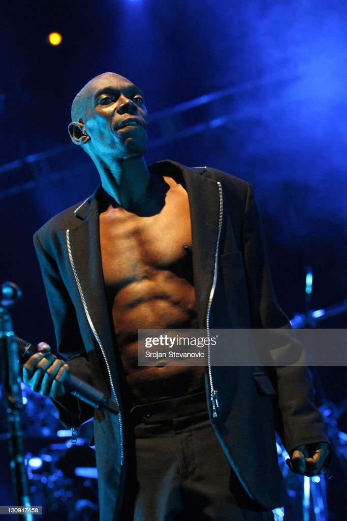 Faithless Perform in Belgrade