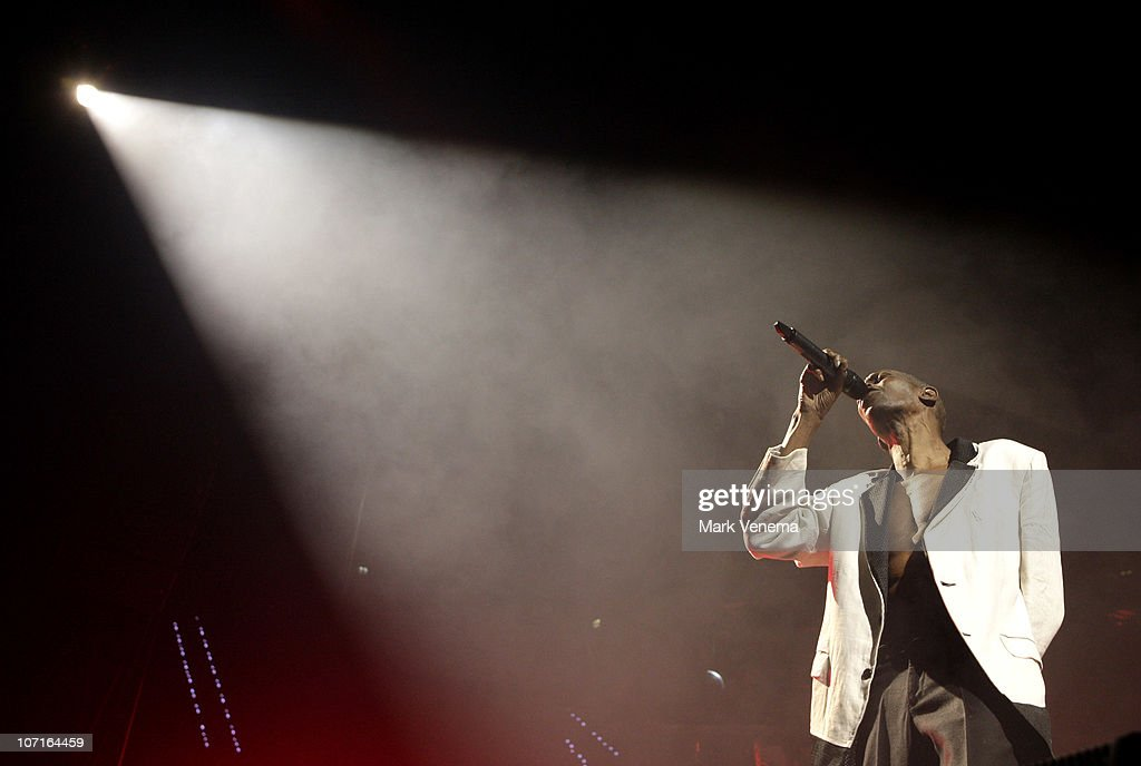Faithless Perform in Rotterdam