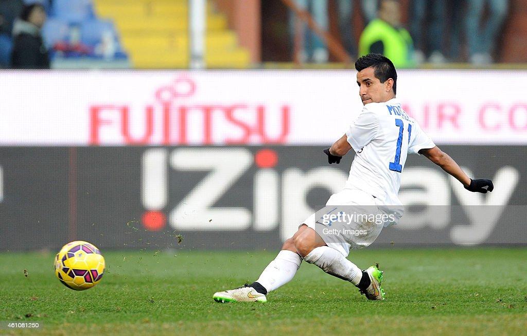 Genoa CFC v Atalanta BC - Serie A : News Photo