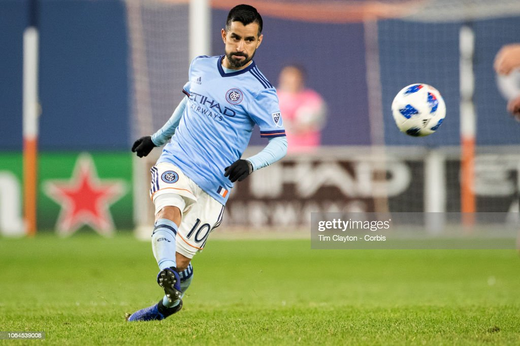 New York City FC Vs Atlanta United : News Photo