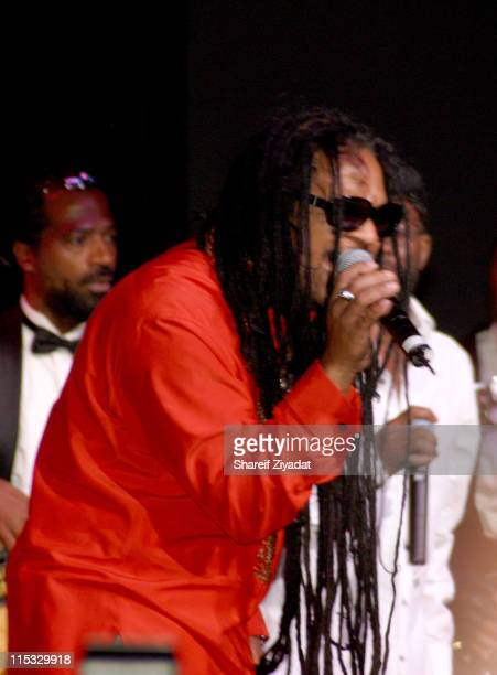 Maxi Priest during VP Records 25th Anniversary - Arrivals and Concert at Radio City Music Hall in New York City, New York, United States.