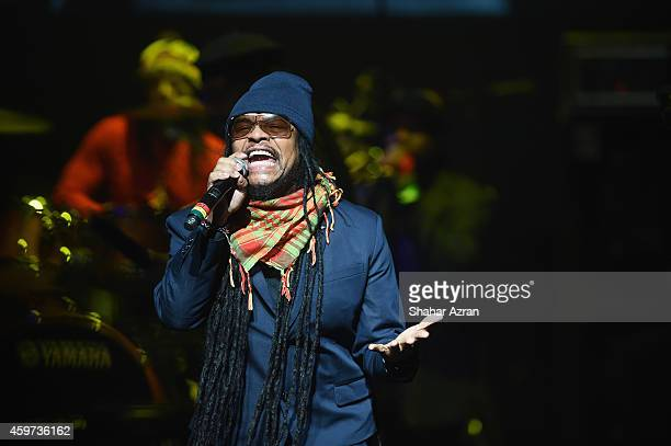 Maxi Priest performs at the The Apollo Theater on November 29 2014 in New York City